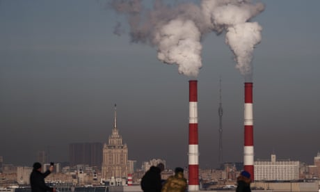 Russia announces plan to 'use the advantages' of climate change