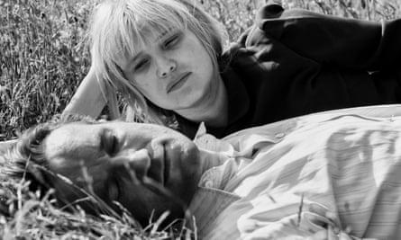 Moody monochrome … Tomasz Kot and Joanna Kulig in Cold War.