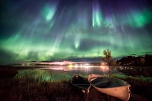 Kayaks, Äkäslompolo, Finland