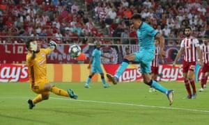 Dele Alli of Tottenham Hotspur has his goal disallowed by VAR .