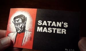 A Jack Chick tract.