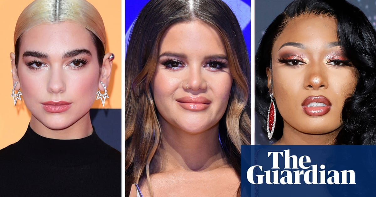 Women fell back in race for inclusion in 2020 pop charts
