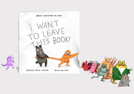 Richard David Lawman and Katie Williams' I Want to Leave This Book