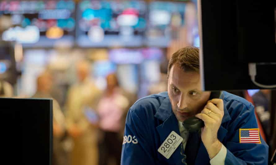 Tech stocks fell 1.8% on Friday and continued sinking on Monday morning.