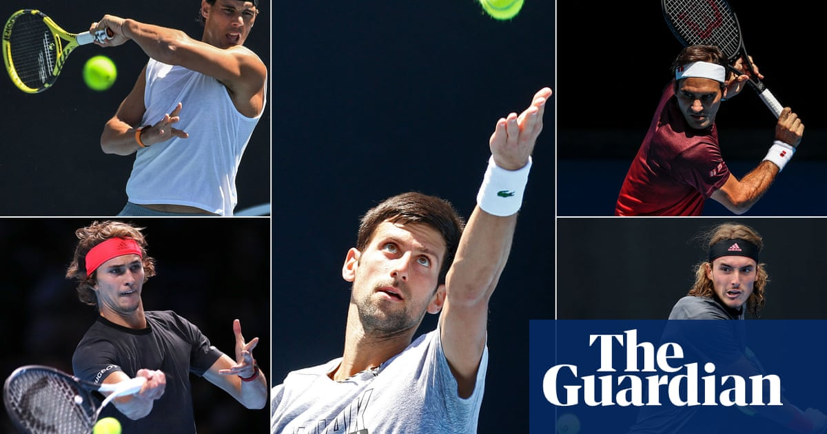 Australian Open 2019 Five To Watch In The Men S Draw Jacob
