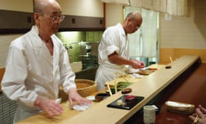Jiro Dreams of Sushi: a search for perfection.