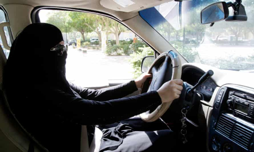 Saudi Arabia is the only country in the world where women are not allowed to drive.