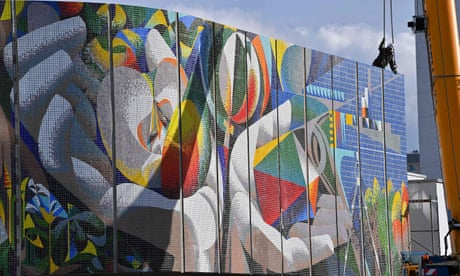 Mural superiority: the fight over Germany's cold war art heritage