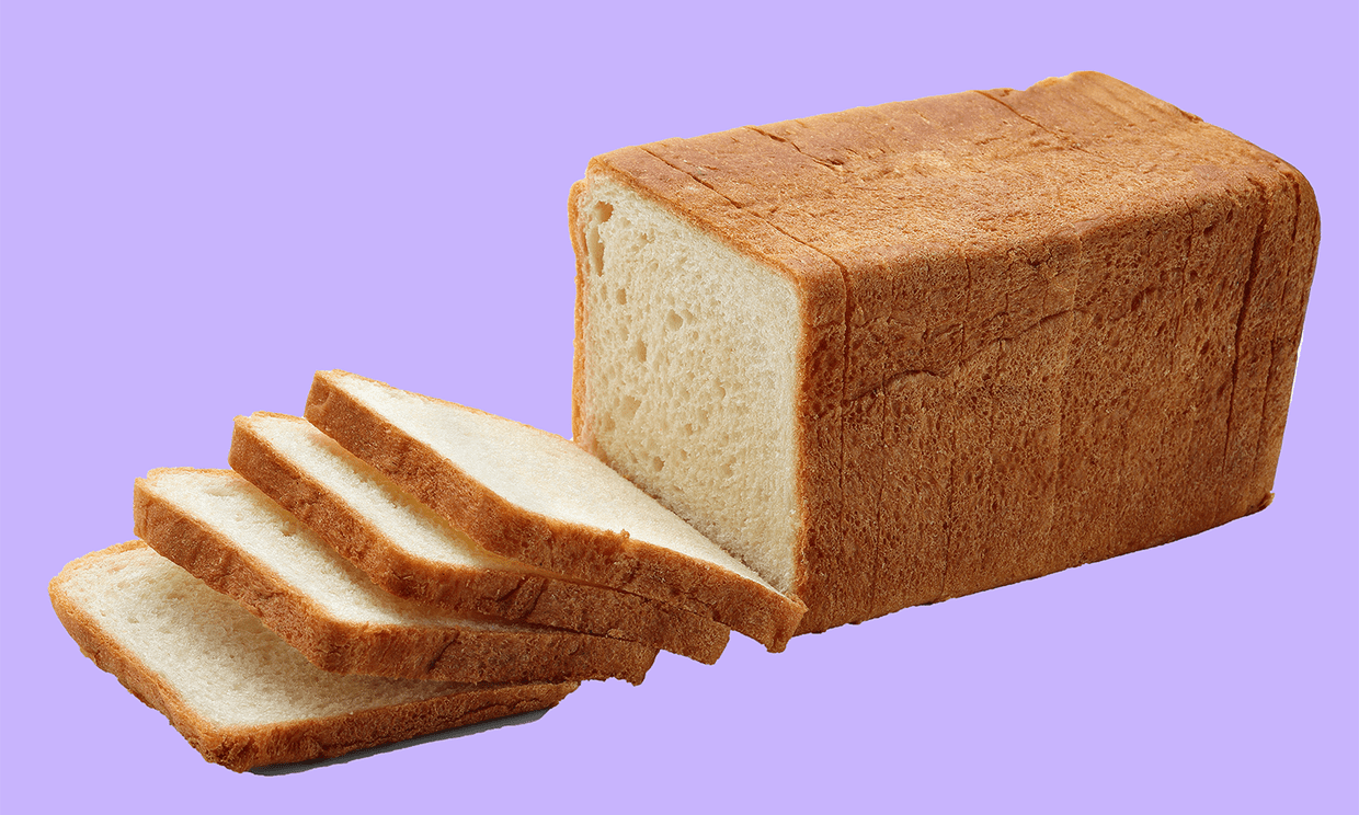 In America, you may find in a loaf of bread ingredients with industrial applications.