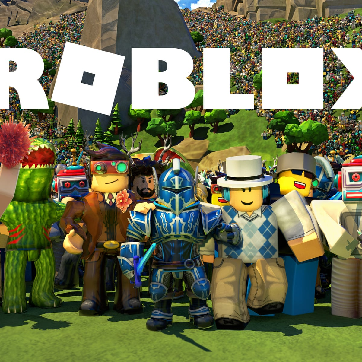 Green F Roblox A Quick Guide To Roblox For Adults Aka The Latest Next Minecraft Games The Guardian