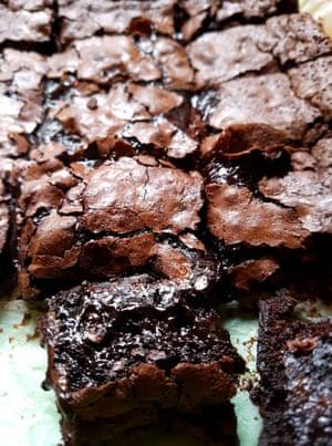 Nigel's fudge brownies