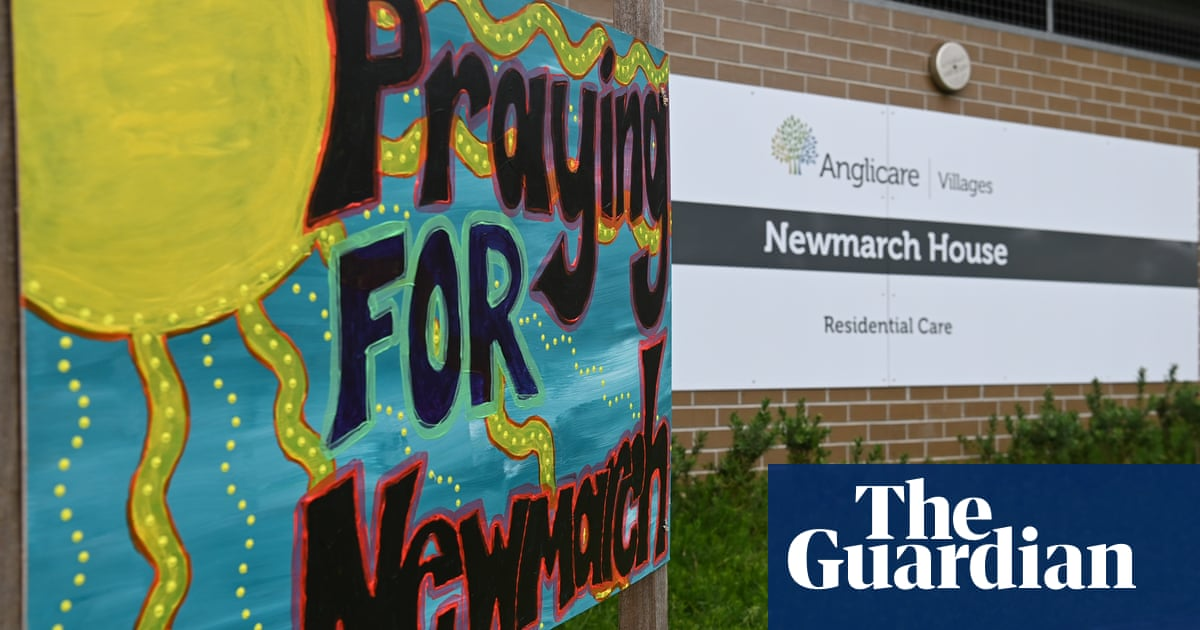 Newmarch House operator tells of Covid-19 'dysfunction' between state and federal officials – The Guardian