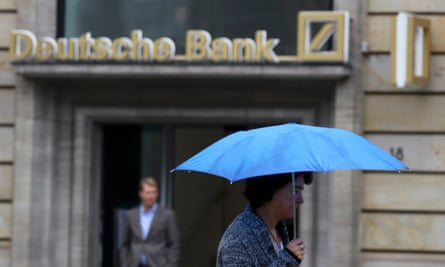 Deutsche Bank said it was in a 'productive dialogue' with the committees.