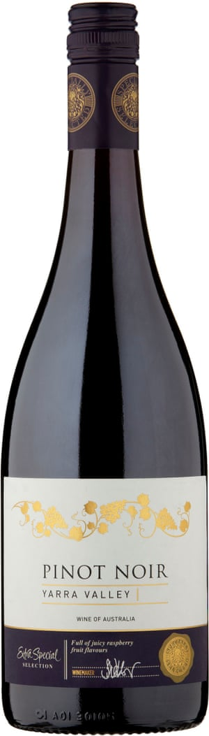 Asda Extra Special Yarra Valley Pinot Noir 2015: serve with crispy duck pancakes.