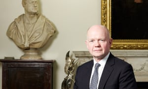 William Hague.