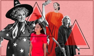 Season of the witch: Alexandria Ocasio-Cortez, Tilda Swinton in Suspiria and Kiernan Shipka in Chilling Adventures of Sabrina.