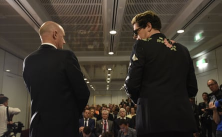 David Leyonhjelm and Milo Yiannopoulos