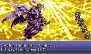 Final Fantasy VI.