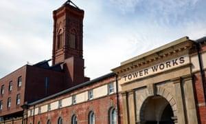 Tower Works, Leeds.