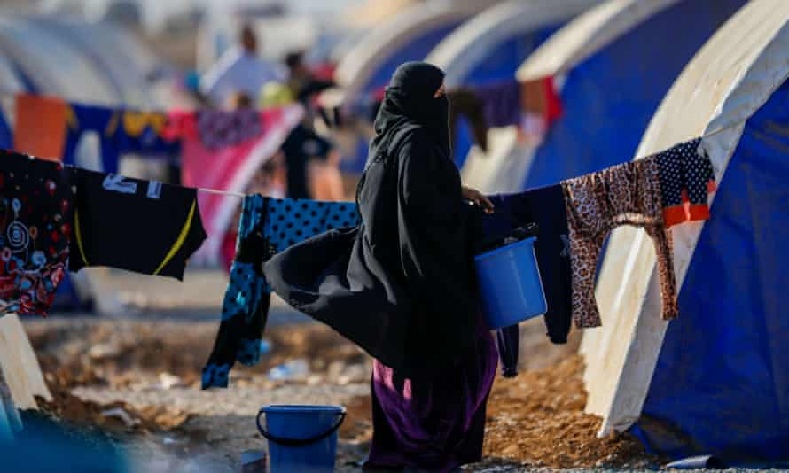 Registering refugees at camps is a complex process