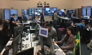 Facebook has a fake news 'war room' – but is it really