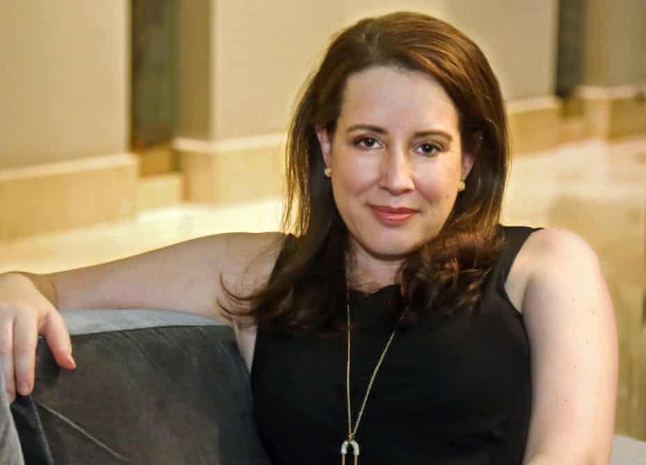 'People look down on romance novels' … Julia Quinn.