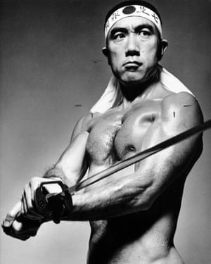 Trenchant and honest ... Yukio Mishima.