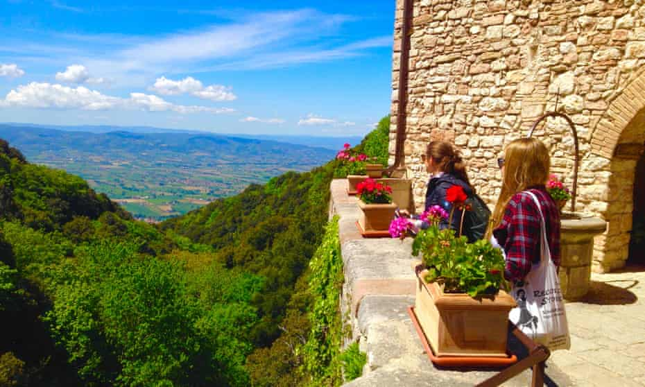 Just peace, Assissi, Italy