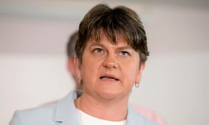 Arlene Foster says Jeremy Corbyn would be 'disastrous for Northern Ireland, because of his previous utterances in relation to Northern Ireland'