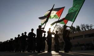 Hamas parade