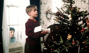 Alone For Christmas.We Flew To New York To Create A Home Alone Christmas