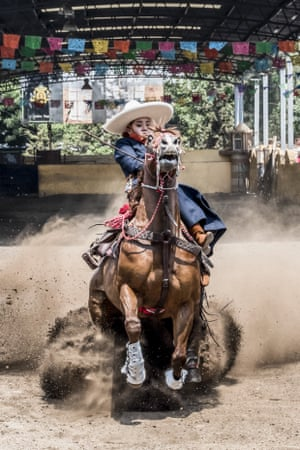 By Jason Pemberton. Lienzo Charro Del Penon in Mexico City, Mexico. The national sport of Mexico, Charreria is also a celebration of its culture. Amazing horsemanship, colourful traditional dress and wonderfully welcoming people make for a memorable time.