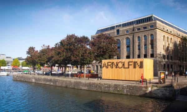 Bristol's Arnolfini gallery.