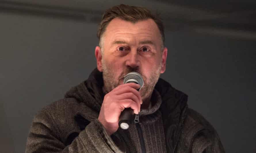 Pegida founder Lutz Bachmann