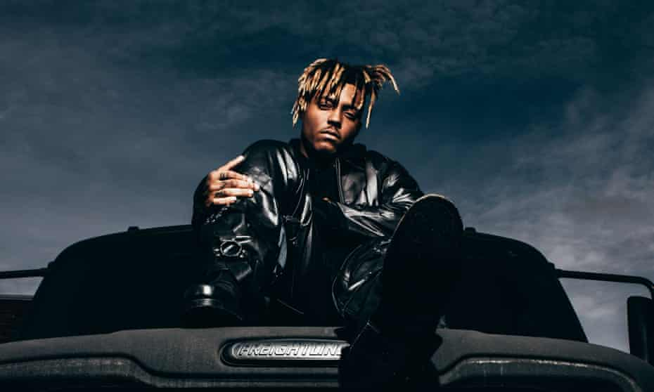 'He constructed fraught, fragile other-worlds of knife-edge anxiety and sensitivity' ... the rapper Juice WRLD, who has died age 21.
