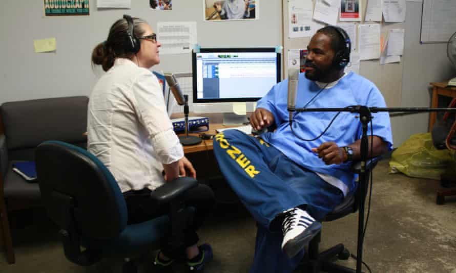 Ear Hustle recorded in San Quentin