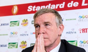 Roland Duchâtelet, the Charlton owner, bowed to supporters' pressure and sold up at Standard Liège.