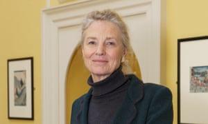 Prof Christina Slade, former vice-chancellor of Bath Spa University
