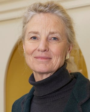 Prof Christina Slade, vice-chancellor of Bath Spa University.