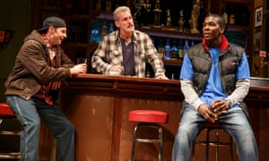 'This is a trenchant and moving play, which explains how feelings of disenfranchisement can make reasonable people act immoderately and unjustly' ... Sweat.