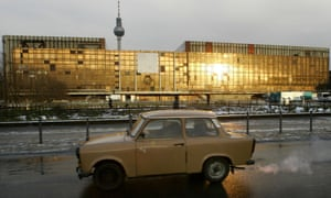 East Germans Abandon Their Trabant Cars In Prague Archive Oct