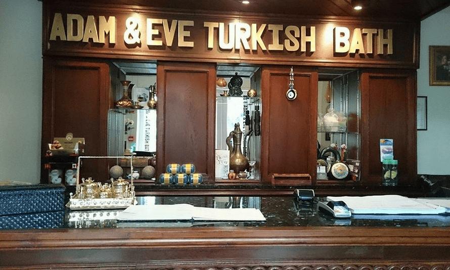 Adam and Eve Turkish Bath, Liverpool