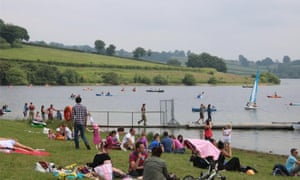 wimbleball lake family activities