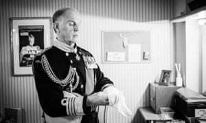 Tim Pigott-Smith in King Charles III at the Wyndham's theatre in London