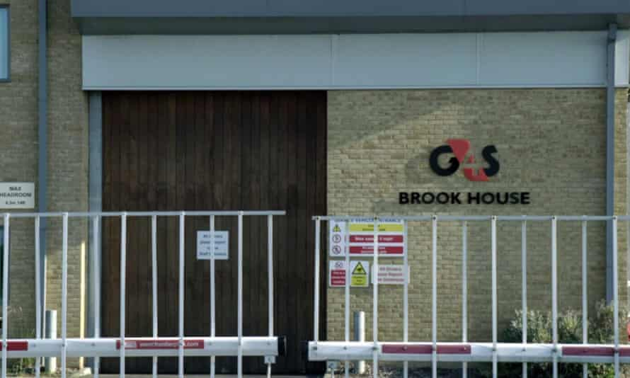 Panorama obtained undercover footage it said was evidence of officials 'assaulting detainees' at Brook House.