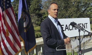 Matt Bevin has sought to tie himself to Trump, including by denouncing moves to impeach the president.