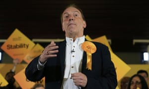 The Liberal Democrat Simon Hughes served Bermondsey and Old Southwark for three decades.