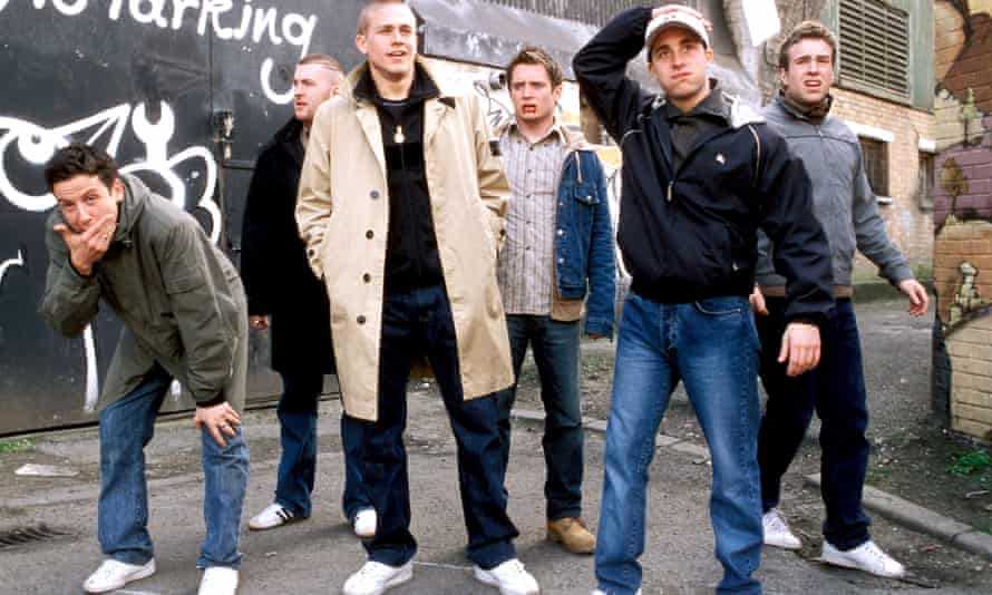 Green Street, the hooligan film that some Russian fans seem to have used for inspiration.