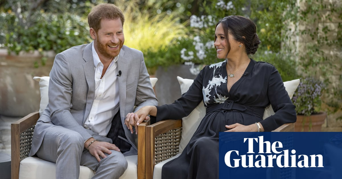 Meghan and Harry's brutal takedown of the royal family
