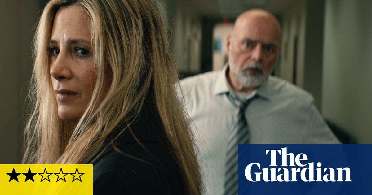 The Last Job review – Richard Dreyfuss is a retiree on a rampage in muddled melodrama